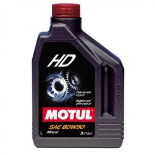 Хидравлично масло MOTUL HD 80W90 2L