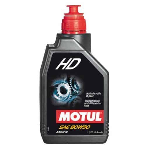 Хидравлично масло MOTUL HD 80W90 1L