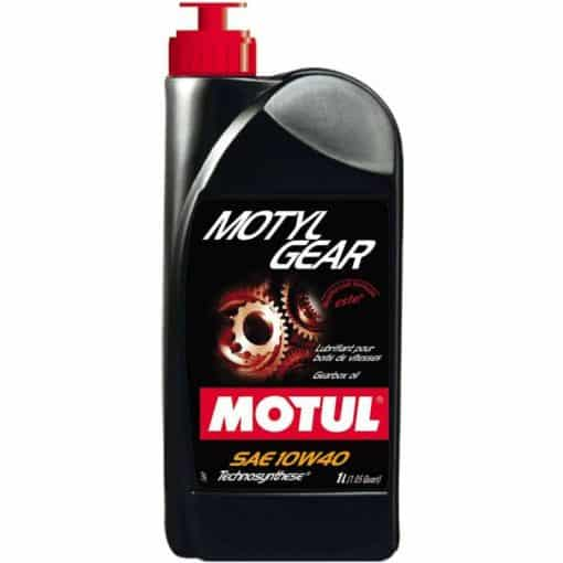 Трансмисионно масло MOTUL Motylgear 10w40 - 1L
