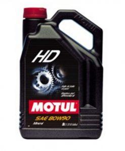 Хидравлично масло MOTUL HD 80W90 5L