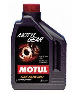 Хидравлично масло Motul MOTYLGEAR 80W140 2L