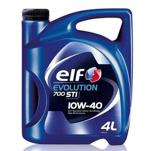 Масло ELF EVOLUTION 700 STI 10W40 - 4 литра