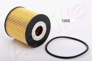 Маслен филтър (10-01-195 - ASHIKA)