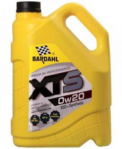 Масло BARDAHL XTS 0W20 5L