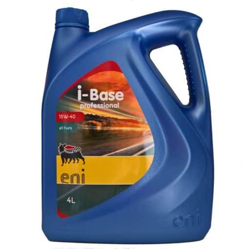 Масло ENI I-BASE PROFESSIONAL 15W40 4L