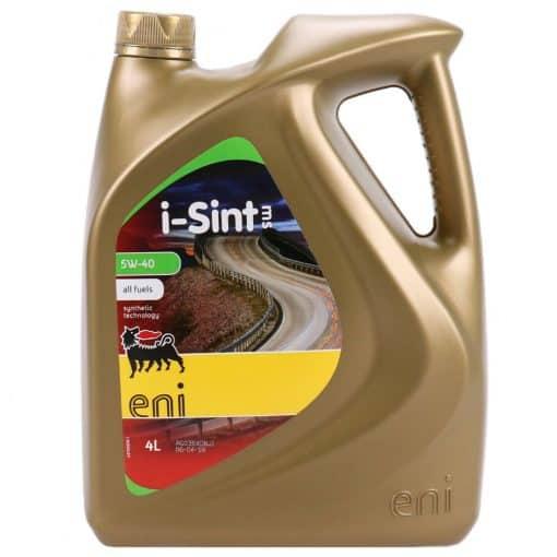 Масло ENI I-SINT 5W40 4L