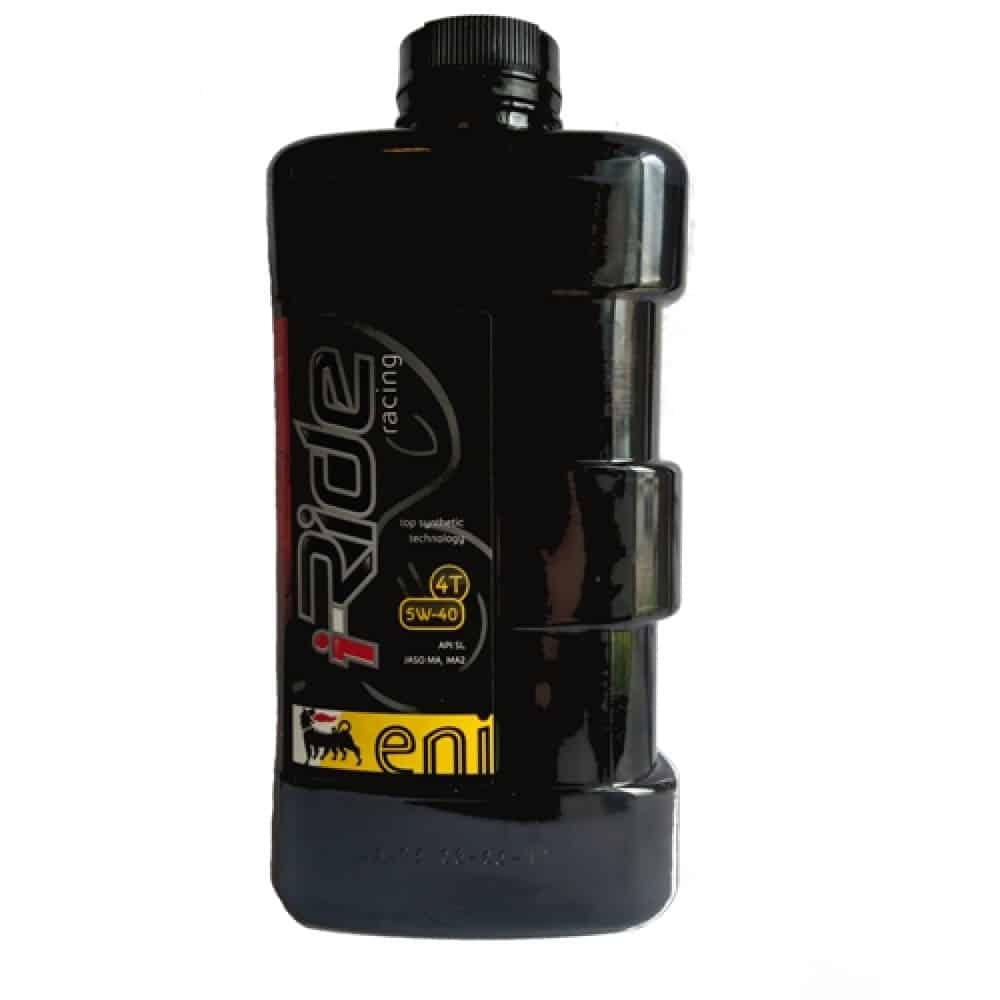 Масло ENI I-RIDE racing 4T 5W40 - 1L