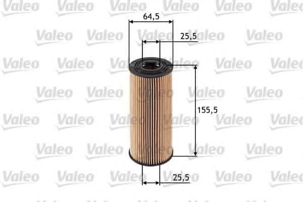 Маслен филтър (586502 - VALEO)