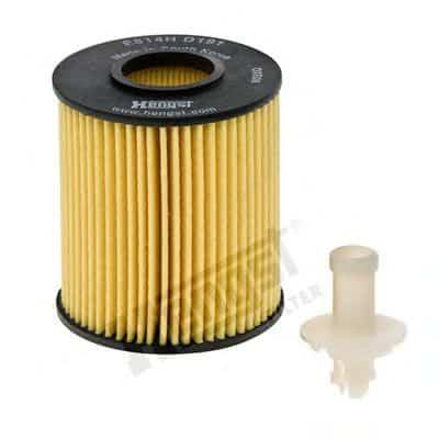 Маслен филтър (E814H D191 - HENGST)