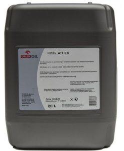Масло ORLEN HIPOL ATF II D 20L