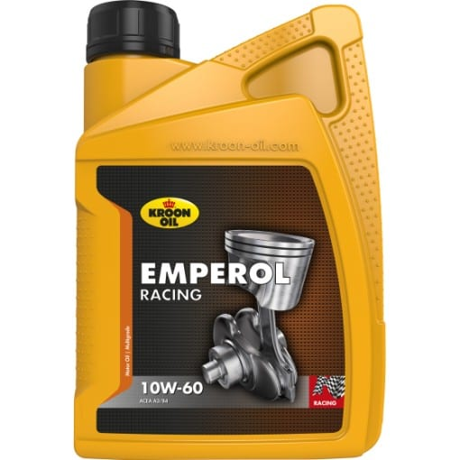 Масло KROON OIL EMPEROL RACING 10W60 1L