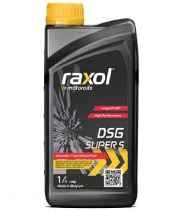 Масло RAXOL DSG SUPER S 1L