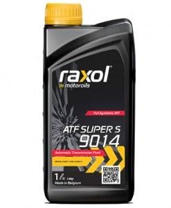 Масло RAXOL ATF SUPER S 9014 1L