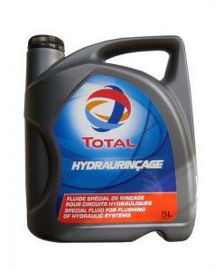 Хидравлично масло TOTAL HYDRAURINCAGE – 5L
