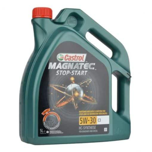 Масло CASTROL MAGNATEC STOP-START 5W30 C3 - 5L