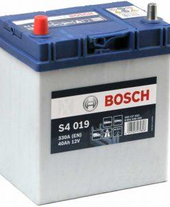 Акумулатор BOSCH ASIA SILVER S4 40AH 330A L+
