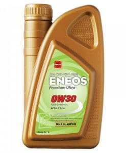 Масло ENEOS PREMIUM ULTRA 0W30 1L