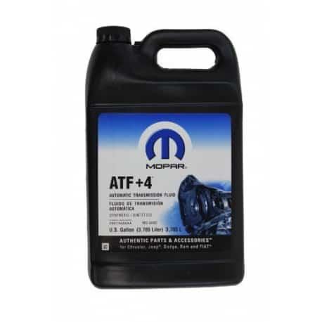 Масло MOPAR ATF +4 4L