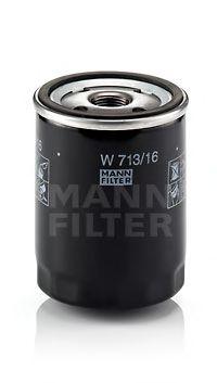 Маслен филтър (W 713/16 - MANN)