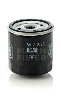 Маслен филтър (W 712/75 - MANN FILTER)