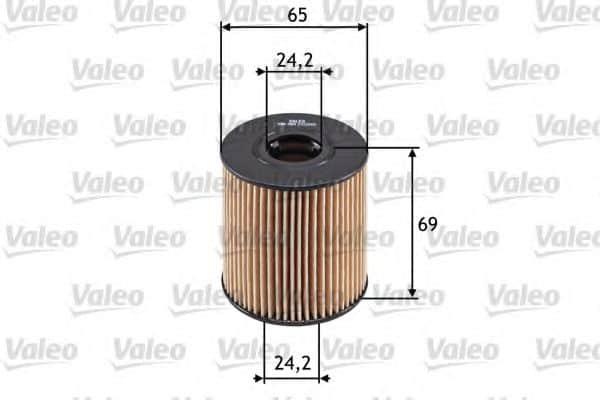 Маслен филтър (586503 - VALEO)