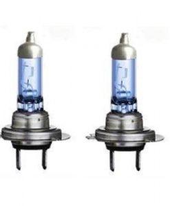 Автомобилни крушки GE 58520SPU SPORT LIGHT +50% H7 12V 55W комплект