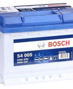 Акумулатор BOSCH SILVER S4 60AH 540A R+