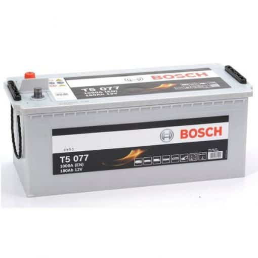 Акумулатор BOSCH T5 HEAVY DUTY EXTRA 180AH 1000A