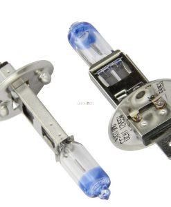 Автомобилни крушки GE 50310XU MEGA LIGHT ULTRA +90% H1 12V 55W комплект