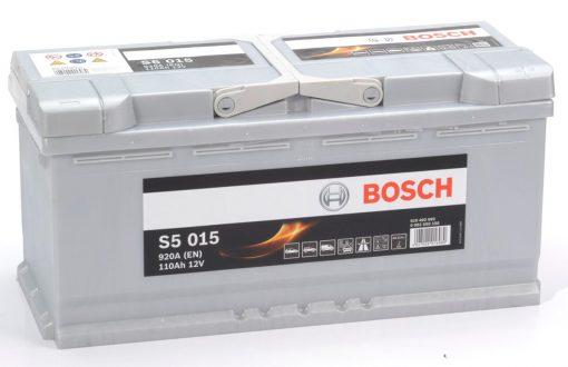 Акумулатор BOSCH SILVER S5 110AH 920A R+