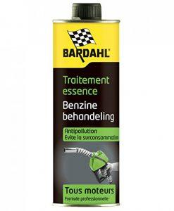 Добавка за пълно изгаряне на бензина Bardahl BAR-1069 300ml