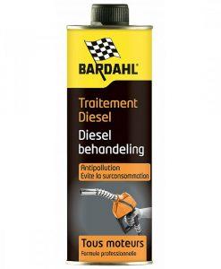 Добавка за пълно изгаряне на горивото - дизел Bardahl BAR-1071 300ml