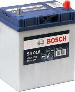 Акумулатор BOSCH ASIA SILVER S4 40AH 330A R+