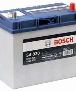 Акумулатор BOSCH ASIA SILVER S4 45AH 330A R+ T3