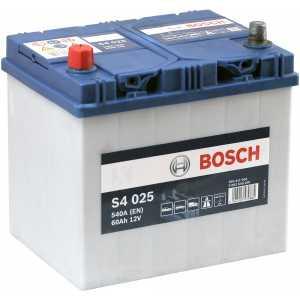 Акумулатор BOSCH ASIA SILVER S4 60AH 540A L+