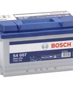 Акумулатор BOSCH SILVER S4 72AH 680A R+