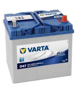 Акумулатор VARTA BLUE DYNAMIC 60AH 540A R+ JIS