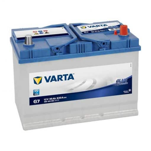Акумулатор VARTA BLUE DYNAMIC 95AH 830A R+ JIS