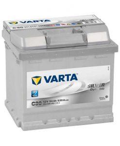 Акумулатор VARTA SILVER DYNAMIC 54AH 530A R+