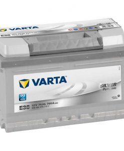 Акумулатор VARTA SILVER DYNAMIC 74AH 750A R+