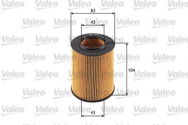 Маслен филтър (586527 - VALEO)