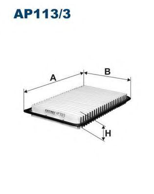 Въздушен филтър (AP 113/3 - FILTRON)