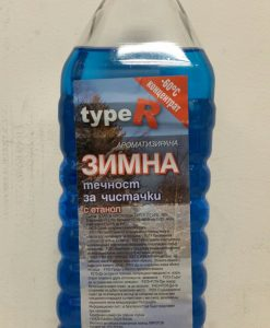 Зимна течност за чистачки -60С концентрат - 1 литър