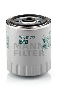 Горивен филтър (WK 817/3 X - MANN)