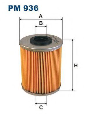 Горивен филтър (PM936 - FILTRON)