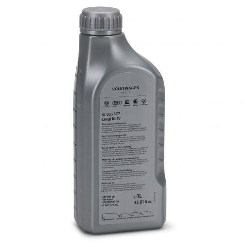 Оригинално масло VOLKSWAGEN LONGLIFE IV 508.00/509.00 G055577M2 0W20 - 1L