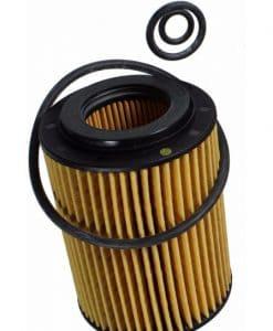Маслен филтър (OX413D1 - KNECHT)
