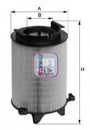 Въздушен филтър (S 0212 A - SOFIMA)