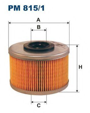 Горивен филтър (PM 815/1 - FILTRON)