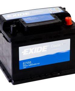 Акумулатор EXIDE CLASSIC 55AH 460A R+
